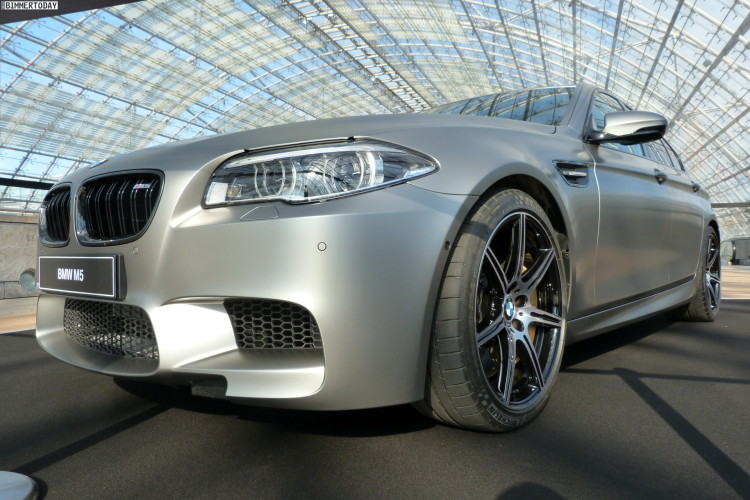 Outrageous BMW M5 30th Anniversary Listed For $200,000 On eBay