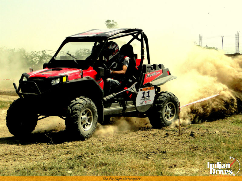 Polaris RZR XP 900 in Meerut Motocross