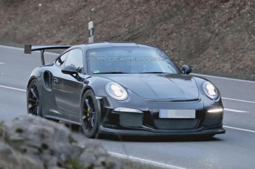 Porsche 911 GT3 RS To Go Turbo