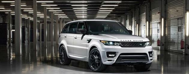 Range Rover Sport Stealth Pack Revealed