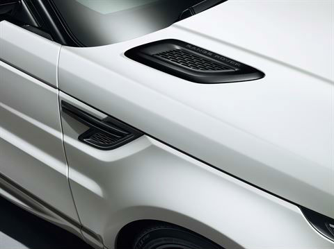 Range Rover Sport Stealth Pack revealed ahead of Goodwood Festival
