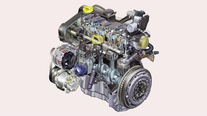 Renault Increased Efficiency of 1.5L Diesel Engines