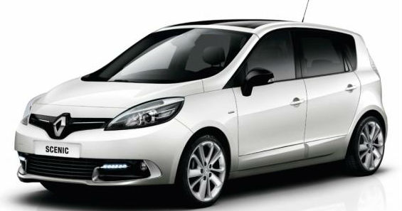 Renault Megane & Scenic Limited Edition Introduced