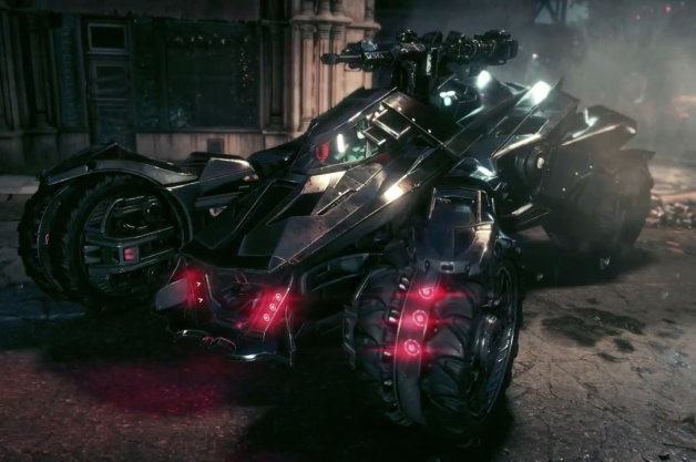 Rocksteady Showcases Batmobile In New Batman Arkham Knight Trailer