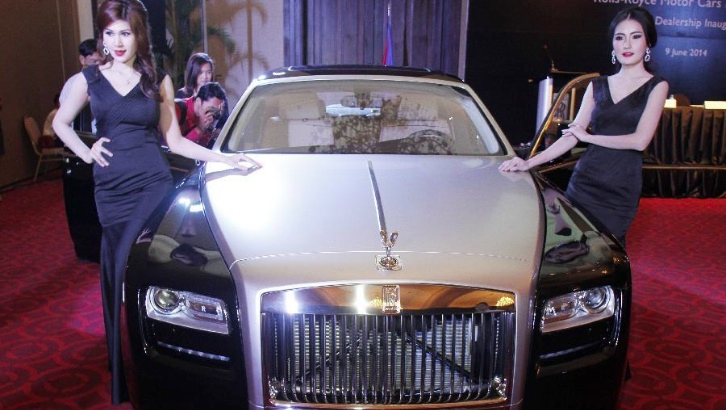 Rolls-Royce Opens First Showroom in Cambodia