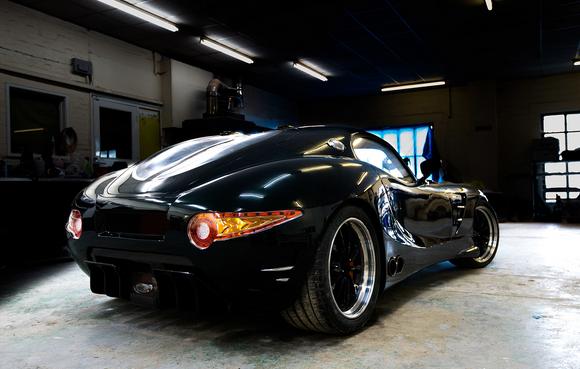 Trident Iceni Diesel-Powered Sports Car
