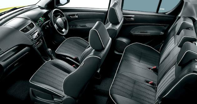 Suzuki Swift Style Interior