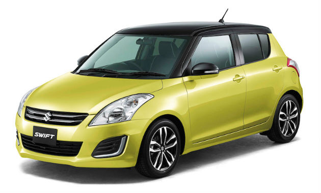 Suzuki Swift Style Launched in Japan