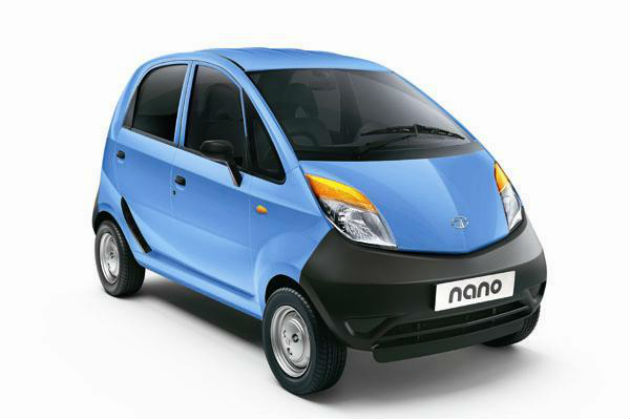 Tata Nano standard production suspended