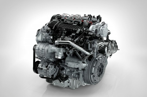 Volvo Launches New Drive-E Engines