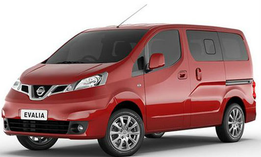 2014 Updated Nissan Evalia Launched In India For Rs 8.5 Lakh