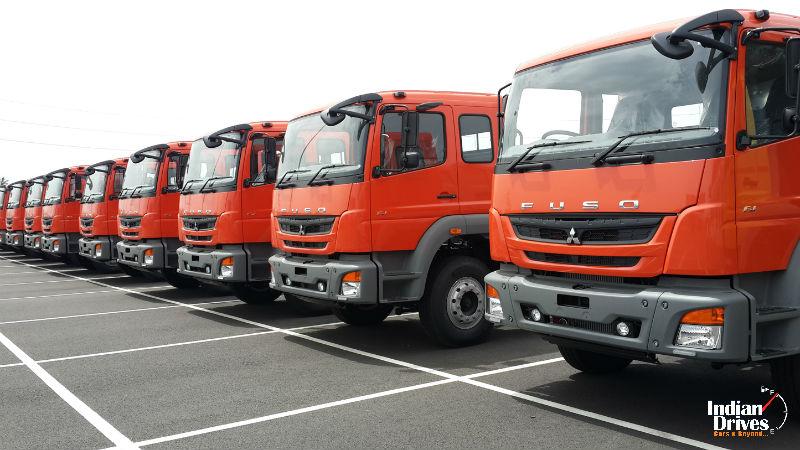 New FUSO Trucks