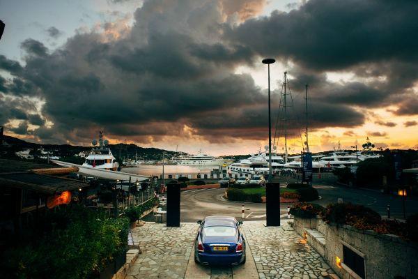 Rolls-Royce Opens Innovative Summer Studio In Porto Cervo, Sardinia
