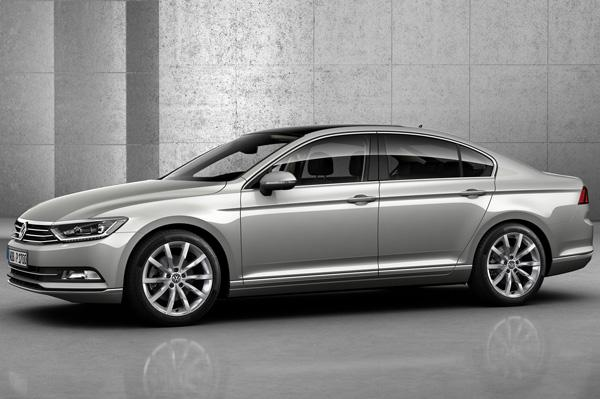 2015 New Volkswagen Passat Revealed