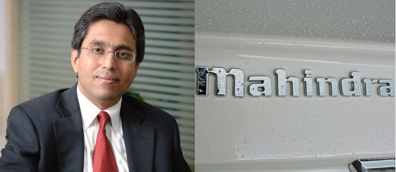 Anish Shah Of GE Capital To Join Mahindra