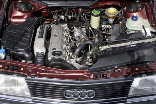 Audi Celebrates 25 Years Of TDI Diesel Engine