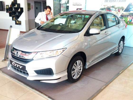 Honda City RS Kit Available In India At Dealerships