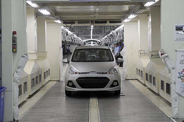 Hyundai Grand Achieves 1 Lakh Milestone In 10 Months