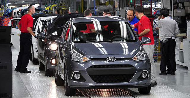 Hyundai Motor Manufacturing Plant In Turkey Produces 1 Millionth Vehicle