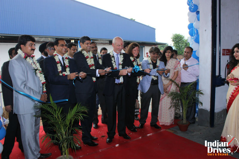 Ford Inaugurates Parts Distribution Warehouse in Kolkata