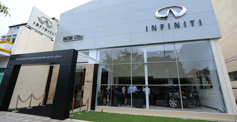 Infiniti Enters Vietnam