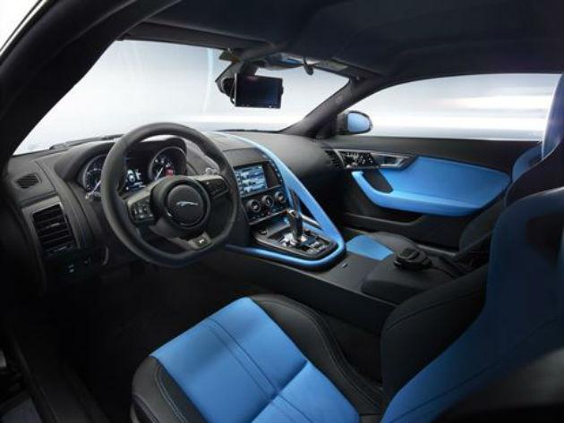 Jaguar Tour de France F-Type Unveiled