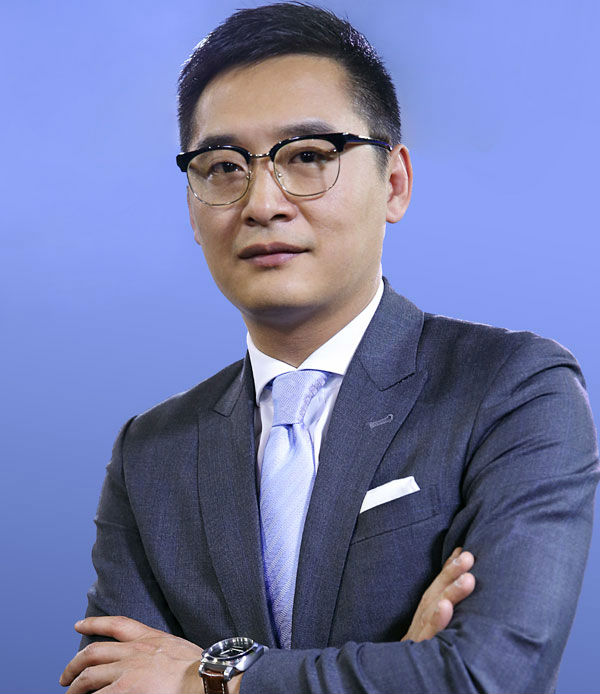 Leon Li as Regional Director for Mainland China
