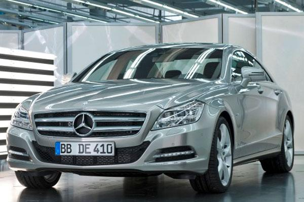 Mercedes-Benz Launched CLS 350 Model Year 2014 Edition For Rs. 89.9 Lakhs