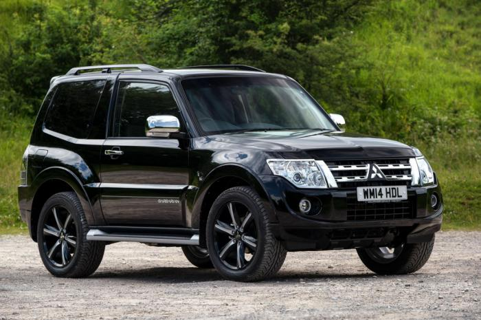 Mitsubishi Shogun Barbarian Launched in UK