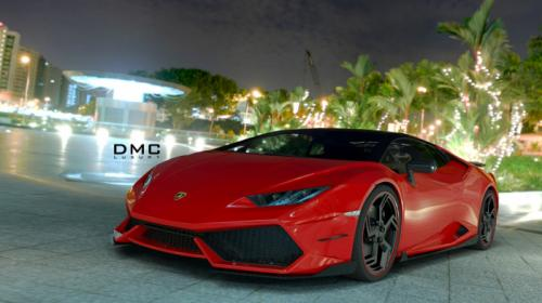 New DMC Lamborghini Huracan Affari Unveiled