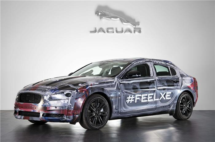 New Jaguar XE To Be Unveiled On September 8