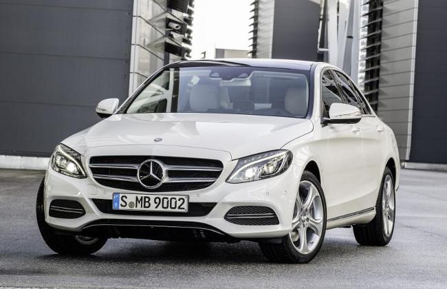 New Mercedes Benz C-Class