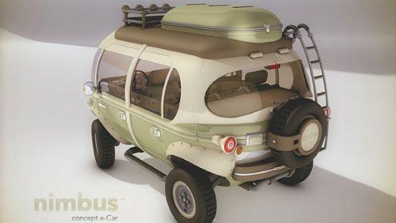 New Nimbus e-Car