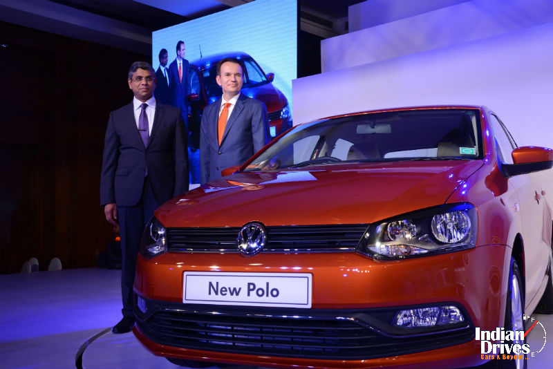 New Polo launch