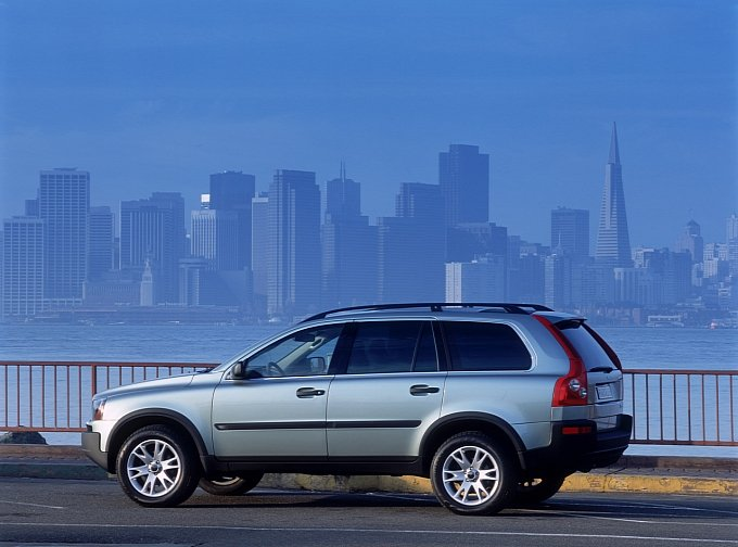 New Volvo XC90 Ends Production