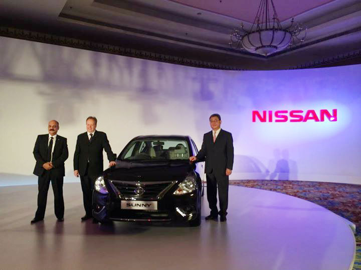Nissan Sunny Facelift Launched In India