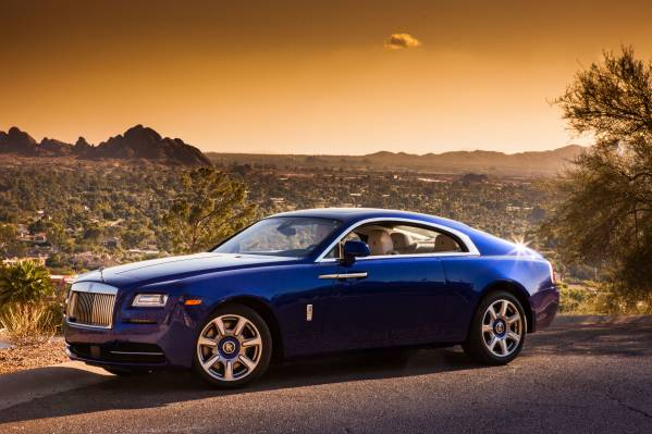 Rolls-Royce Opens Expands Dealer Network In North America