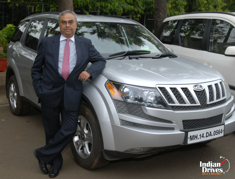 Mahindra XUV500 Reaches 1 Lakh Sales In Three Years