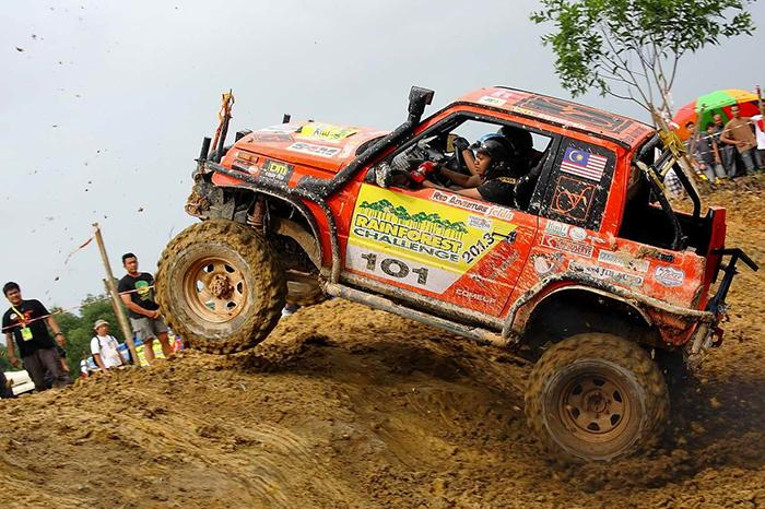 Rainforest Challenge Comes To India Force Motors To Be Its Title Sponsor