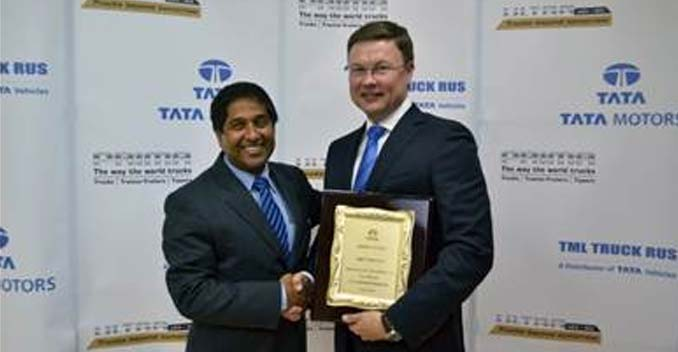 Tata Motors Appoints TML TRUCK RUS As New Distributor In Russia