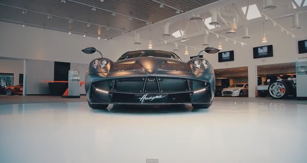 Pagani Automobili Officially Launched In North America