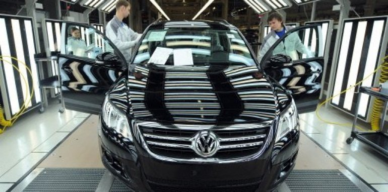Volkswagen Group Expands Production Capacity In China