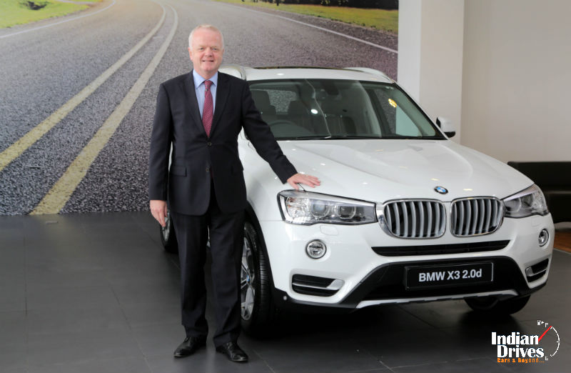 BMW X3 Facelift Launched In India For Rs 44.9 Lakh