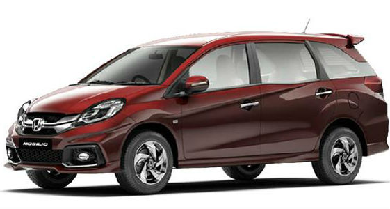 Honda Mobilio RS (O) & V (O) Launched In India