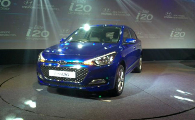 Hyundai Elite i20 Variants Detailed