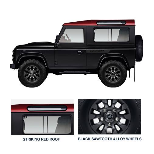 Land Rover Defender Africa Edition Launched Limited To 50 Examples