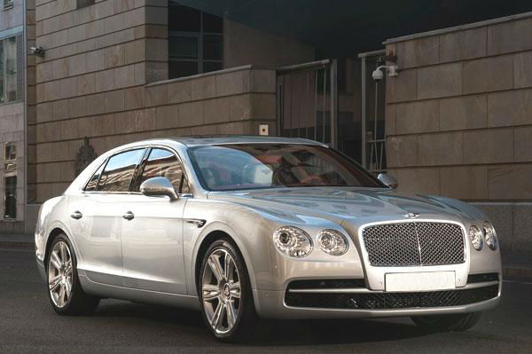 New Bentley Flying Spur V8 Launched In India