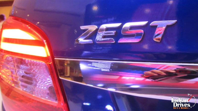Tata Zest Variants Detailed