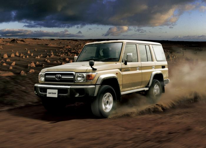 Toyota Re-Launches Original 70 Series Land Cruiser In Japan For 30th Anniversary