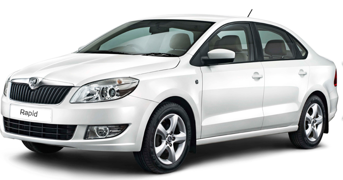 2014 Skoda Rapid Test Drive And Review